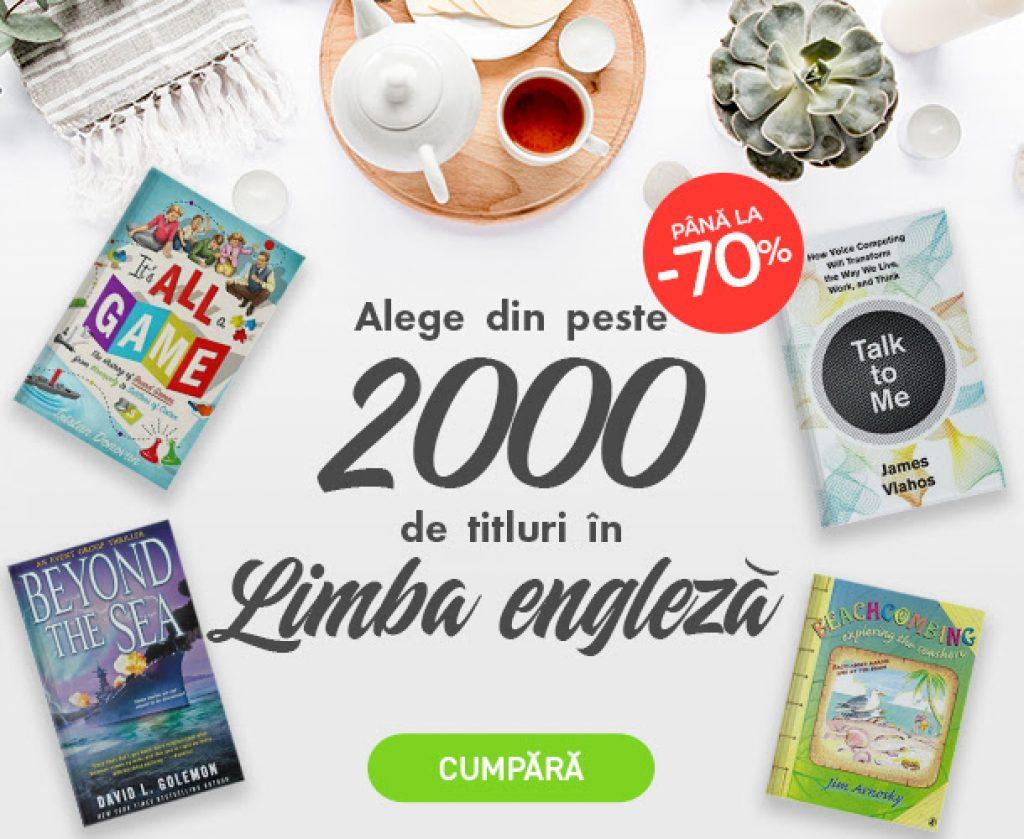 cărți în engleză